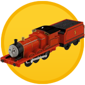 Trackmaster Locomotive