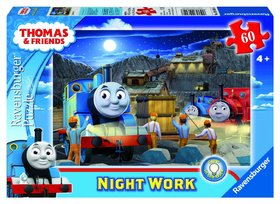 Thomas Puzzle 60 pezzi Night Work