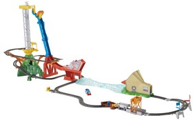 TRACKMASTER SET - Thomas Sky High Bridge Jump - NEW 2016