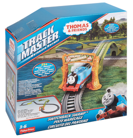 TRACKMASTER DELUXE BUILDING ASS