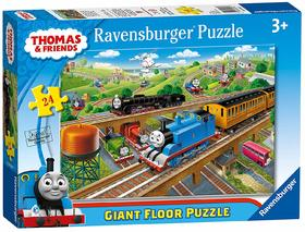 Puzzle 24 pezzi Ravensburger Busy Sodor
