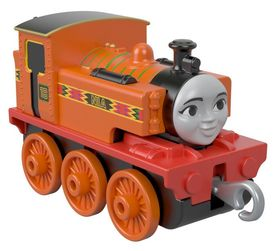 TRACKMASTER NIA - no motorised