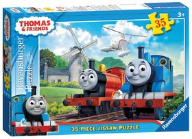 PUZZLE 35 PZ THOMAS WINDMILL
